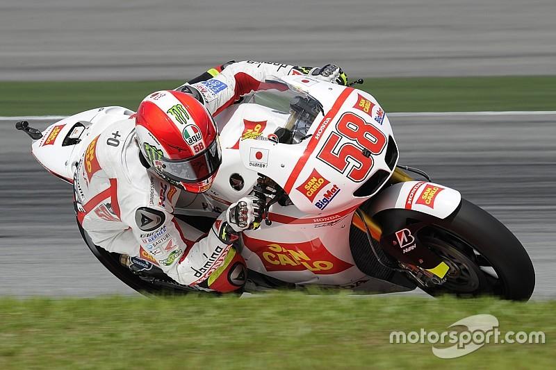 В MotoGP отказались от использования номера 58 в память о Симончелли