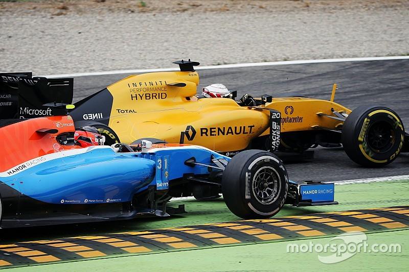 """Ocon - Manor m'offre """"un vrai atout"""" pour aller chez Renault"""