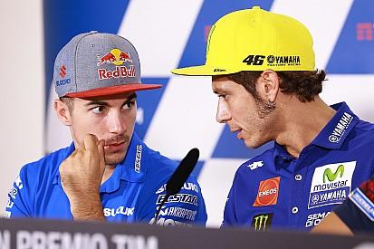 """Viñales: """"Primero tendré que ponerme al nivel de Valentino; luego intentar ganarle"""""""