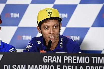 """Rossi: """"Pienso más en esta carrera que en el campeonato"""""""