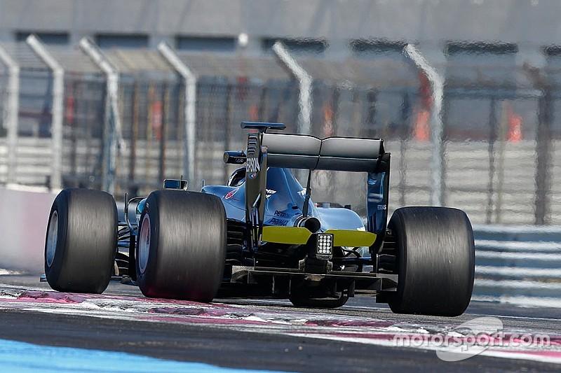 Cómo transformó Mercedes un coche campeón en una mula de pruebas