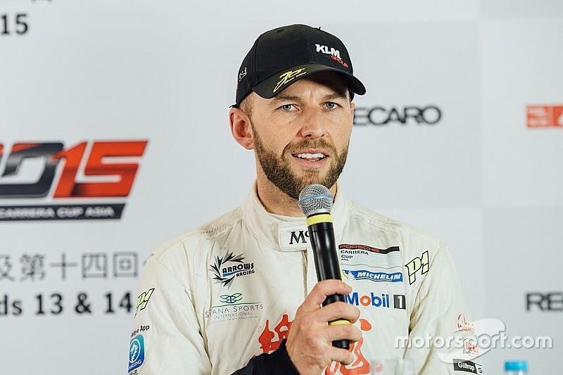Van der Drift inks Supercars enduro deal