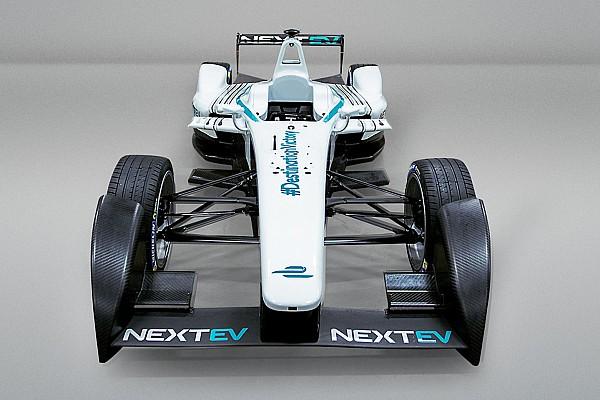 NextEV Formula E Team: Video terbaru dari tes