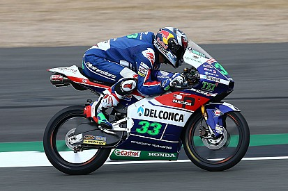 Bastianini opent raceweekend op Misano met eerste plaats