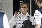 Susie Wolff és Bernie Ecclestone közös célt tűzött ki: kell egy női Forma-1-es versenyző!
