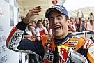 MotoGP: Marquez vészfékezése - felugrott a gumifal tetejére!