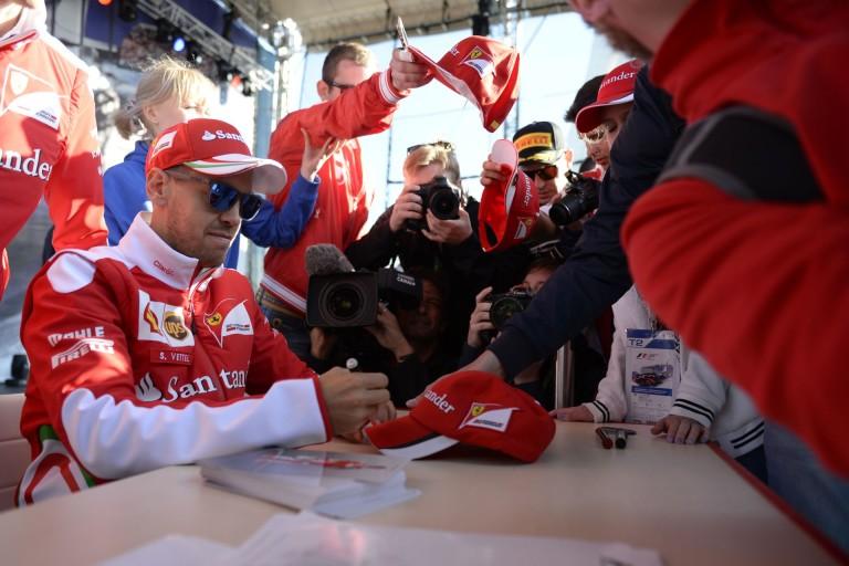 Vettel elismerte, hogy rossz vesztes - de miért lenne jó?!