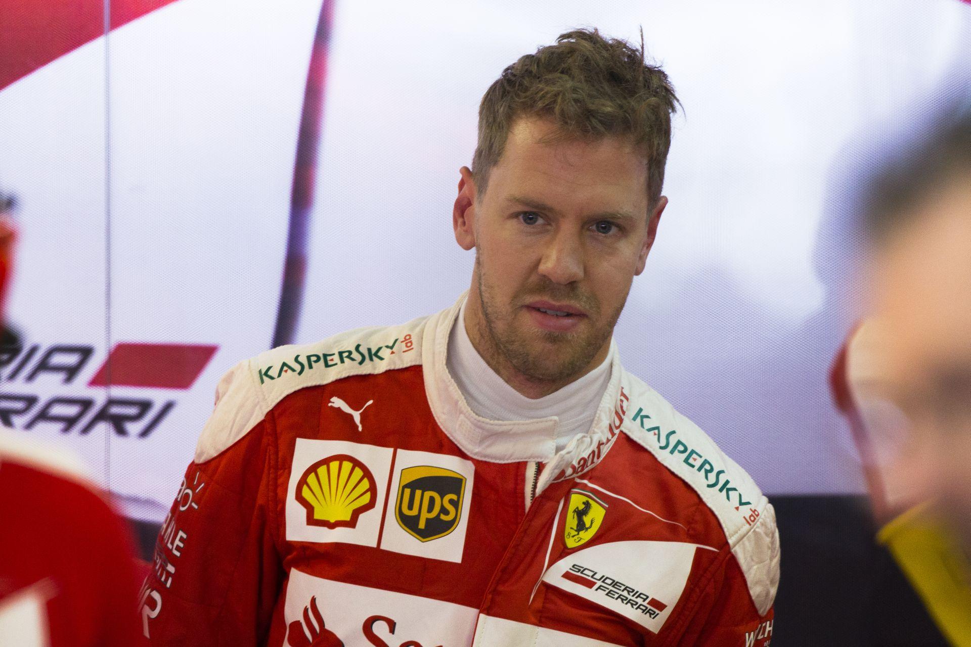 Vettel álomsisakja így nézhetne ki...