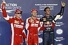 Vettel ujja németes fagyiba öntve - nem mindennapi látvány!