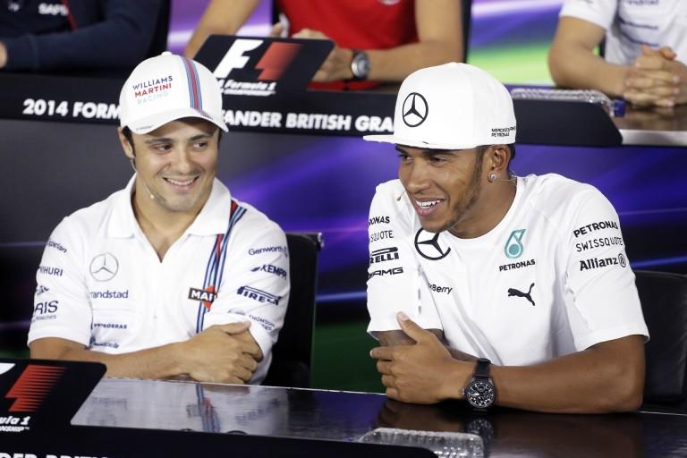 Hamilton a mai eredményeivel válaszolt Massa kritikájára!
