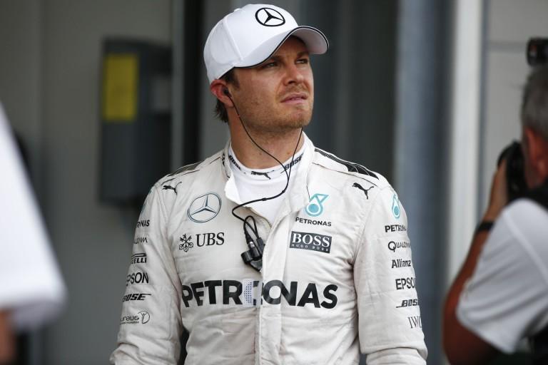 A Baku Nagydíj legemlékezetesebb pillanata: Rosberg szemen vágja magát