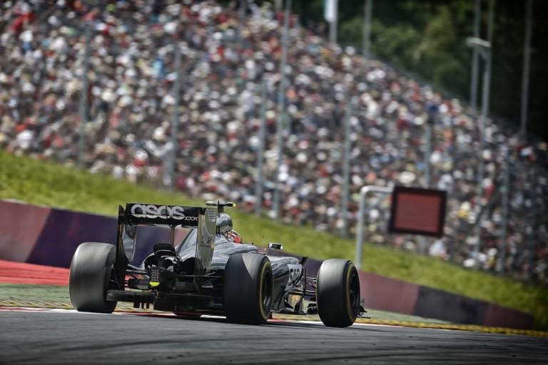 A McLaren áll a legjobban Ausztriában!