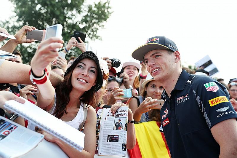 """""""Verstappen ya es el piloto más popular de la F1"""", dice Marko"""