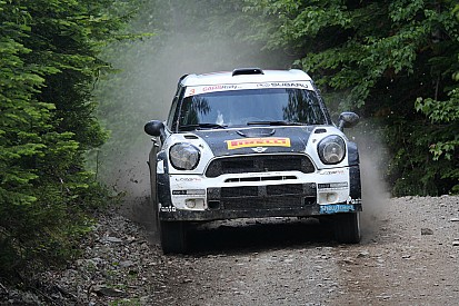 The fight for the Canadian title continues at Rallye Défi