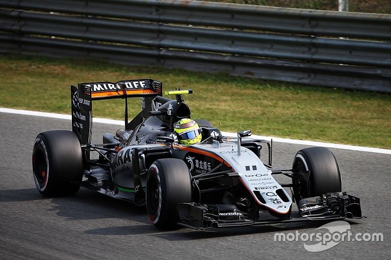 Bleibt Sergio Perez bei Force India, um 2018 zu Ferrari zu wechseln?