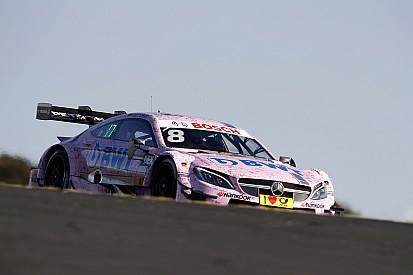 DTM Nürburgring: Mercedes-Doppelspitze im 1. Training