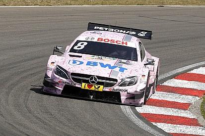 Mercedes in vetta nelle Libere 1 del Nurburgring con Vietoris e Wickens