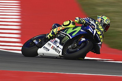 """Rossi: """"Con il caldo ho fatto fatica, soprattutto con il posteriore"""""""