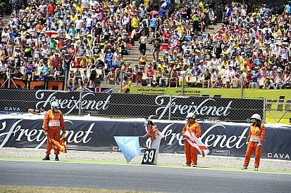 SAG Racing Team ungkap penyebab kecelakaan Luis Salom