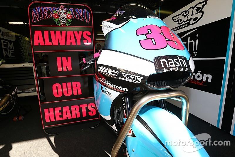 SAG Racing tak akan cari pengganti Luis Salom