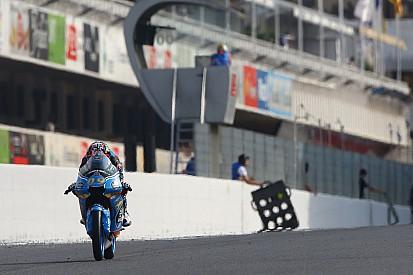Moto3 Catalunya: Navarro kalahkan Binder