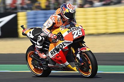 FP1 MotoGP Perancis: Pedrosa tercepat, Lorenzo kedua