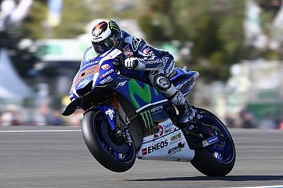 FP2 MotoGP Perancis: Lorenzo mendominasi, Rossi posisi ke-10