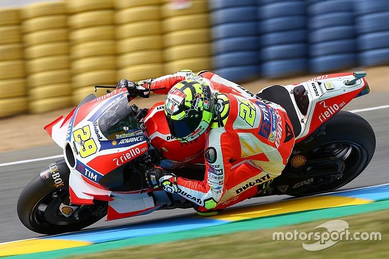FP3 MotoGP Perancis: Iannone kalahkan Lorenzo 0,005 detik