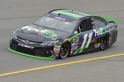 NASCAR Richmond: Denny Hamlin bei letztem Rennen vor Chase-Beginn auf Pole