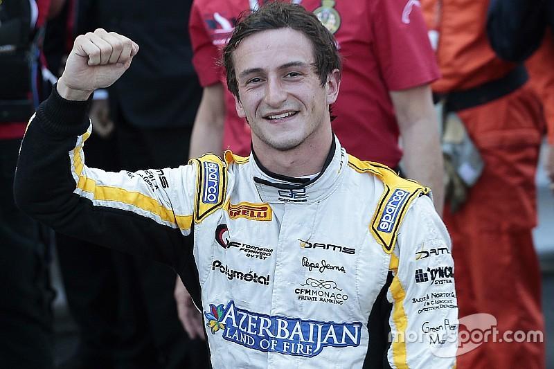 Mantan pembalap GP2, Richelmi, siap bergabung bersama Signatech di WEC
