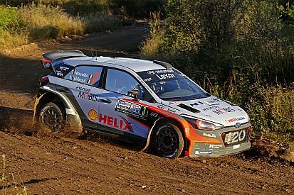 WRC Portugal: Neuville tutup hari Jumat dengan dua kemenangan Super Special
