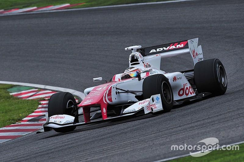 Formel-1-Aufsteiger Stoffel Vandoorne mit erstem Sieg in Super-Formula