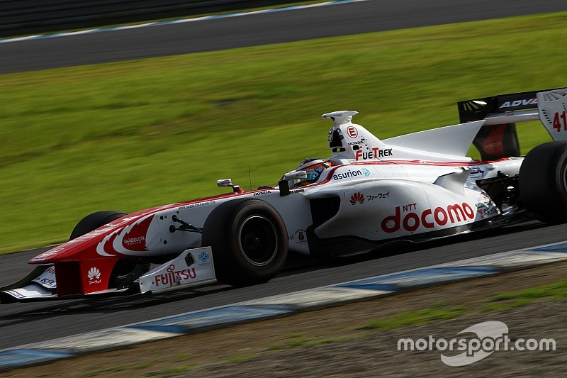 Première victoire pour Vandoorne en Super Formula