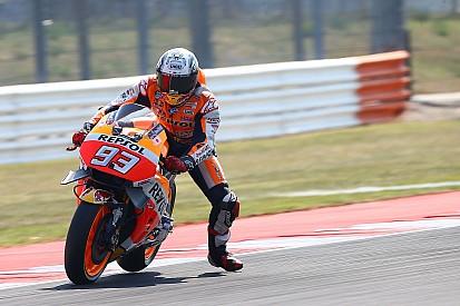 MotoGP San Marino: Üçüncü seansın lideri Marquez