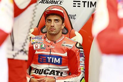 Iannone dipastikan absen di MotoGP Misano