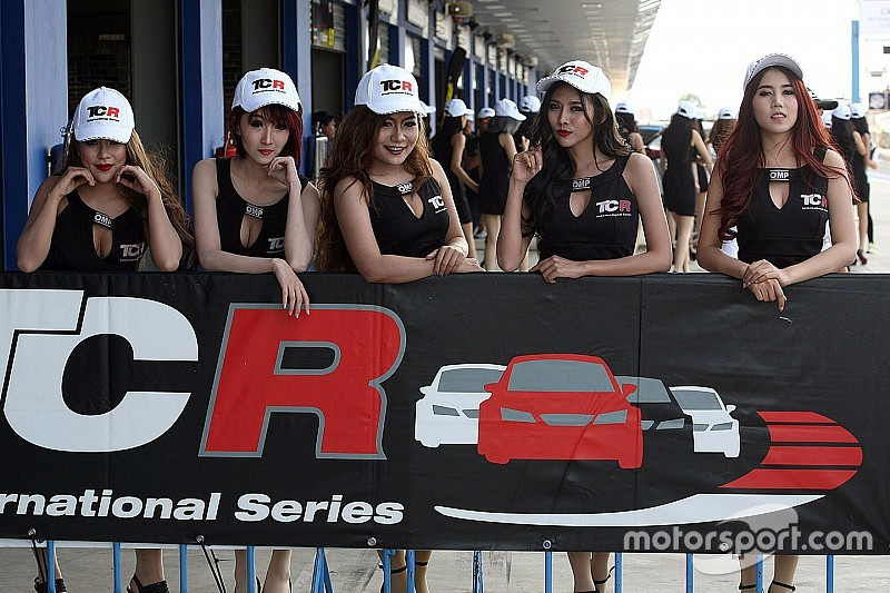 TCR Thailand e TCR Portugal in diretta su www.tcr-series.tv
