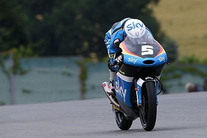 Fenati garante retorno à Moto3 em 2017