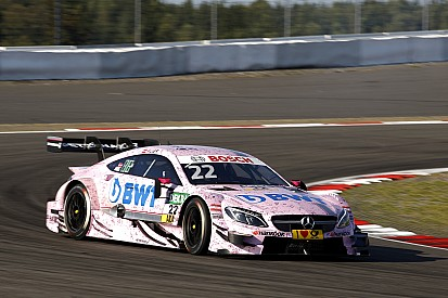 DTM Nürburgring: Auer en hızlı isim ancak pole Wittmann'da
