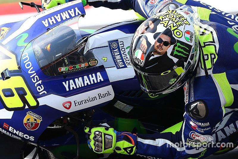 Quiz - Êtes-vous incollable sur les casques de Rossi à Misano?
