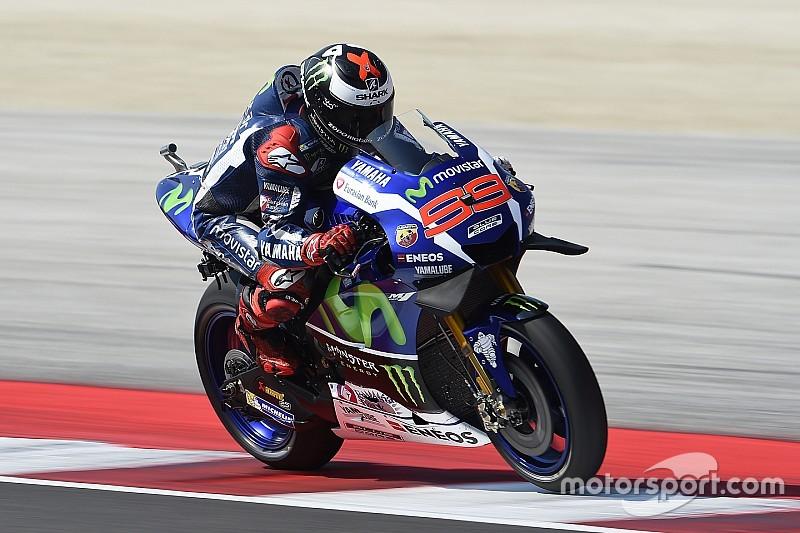 Lorenzo vuelve a la pole en casa de Rossi