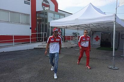 Главный медик MotoGP счел необоснованным недопуск Янноне к гонке