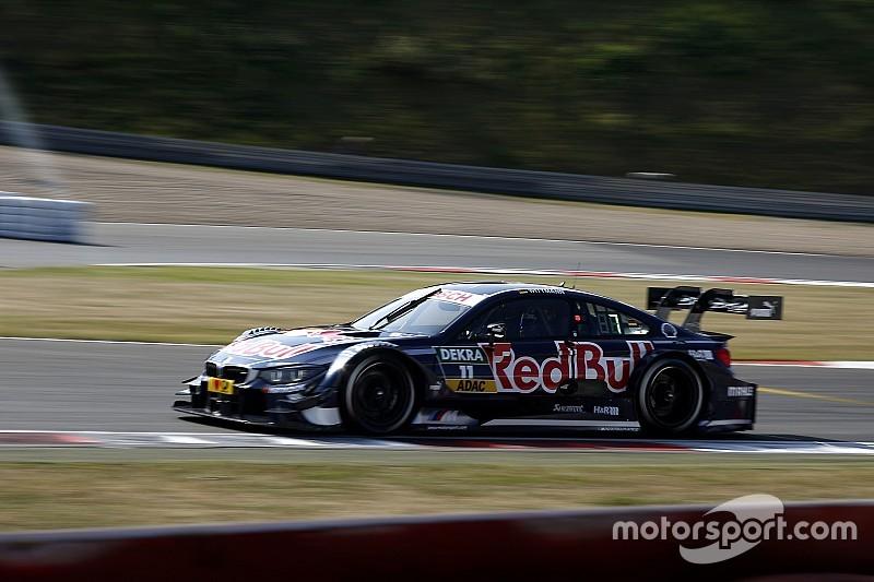 DTM am Nürburgring: Marco Wittmann siegt und baut Führung aus