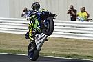 Rossi blij met tweede startplek na zorgen over achterband