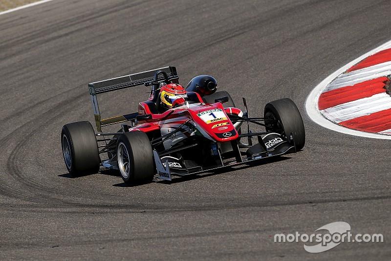 F3 Nürburgring: Stroll wint na slotoffensief ook race 2