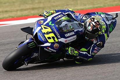 Rossi diz que temeu ficar fora da primeira fila em casa
