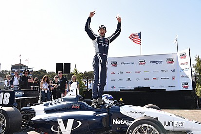 Kaiser gana fácilmente, Jones toma liderato de Indy Lights
