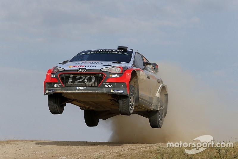 WRC Italia: Neuville semakin dekat dengan kemenangan dalam dua stage tersisa