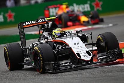 Comment Force India joue dans la cour des grands, selon Pérez