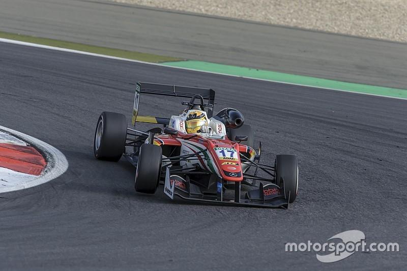 F3 Nürburgring: Günther weerhoudt Stroll van derde zege