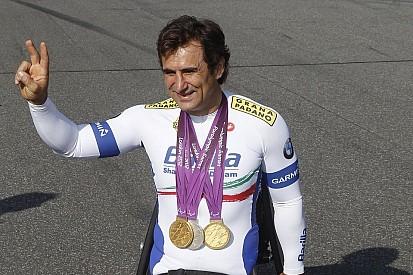 Alex Zanardi prêt à défendre ses titres paralympiques à Rio